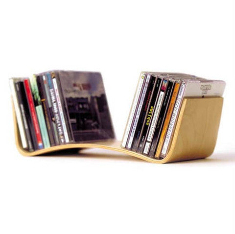 Offi Bend Ply Stand/CD Storage