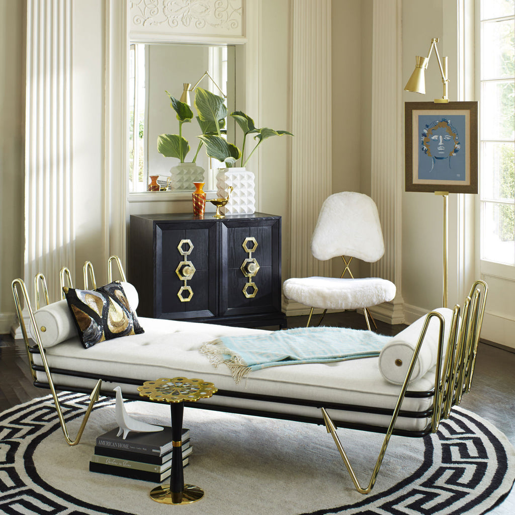 Maxime Daybed by Jonathan Adler