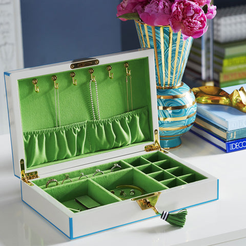 Jonathan Adler Lacquer Jewelry Box