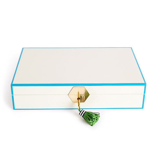 Jonathan Adler Lacquer Jewelry Box The Modern Shop