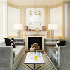 Jacques Pendant by Jonathan Adler