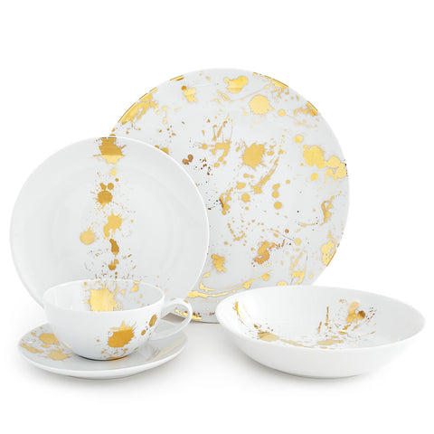1948° 5 Piece Dinner Set by Jonathan Adler