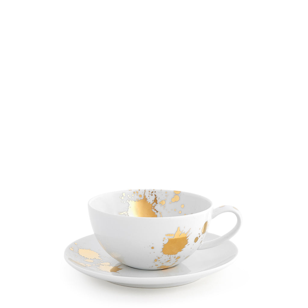1948° Tea Cup with Saucer by Jonathan Adler