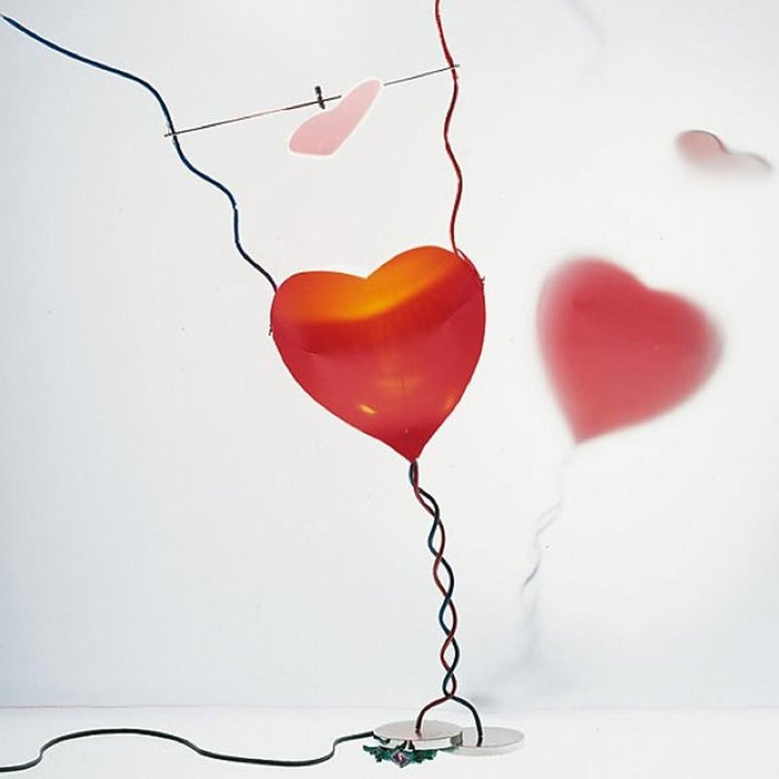 One From The Heart Table Lamp by Ingo Maurer