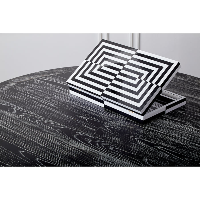Op Art Backgammon Set by Jonathan Adler