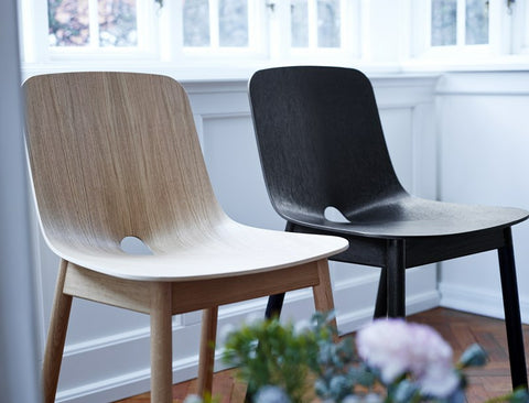 Mono Dining Chair by Woud Denmark