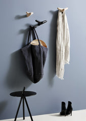 Tail Wing Coat Hook by Woud Denmark