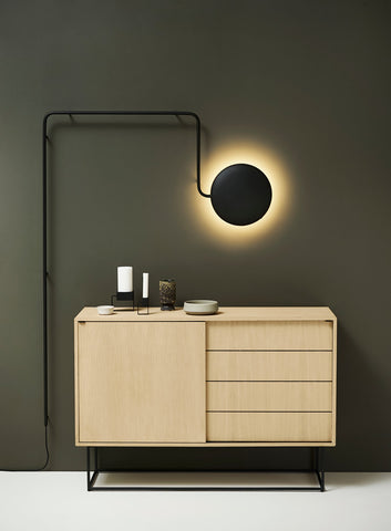 Mercury Wall Lamp by Woud Denmark