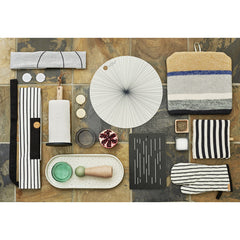 Placemat Circle 2 Piece Set by OYOY