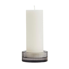 Nordic Glass Candleholder XL by OYOY