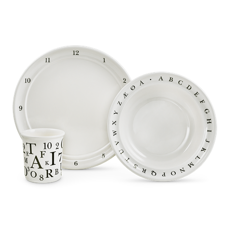 Kay Bojesen Denmark Children's Tableware Set