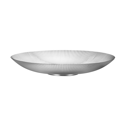 Bernadotte Low Bowl by Georg Jensen