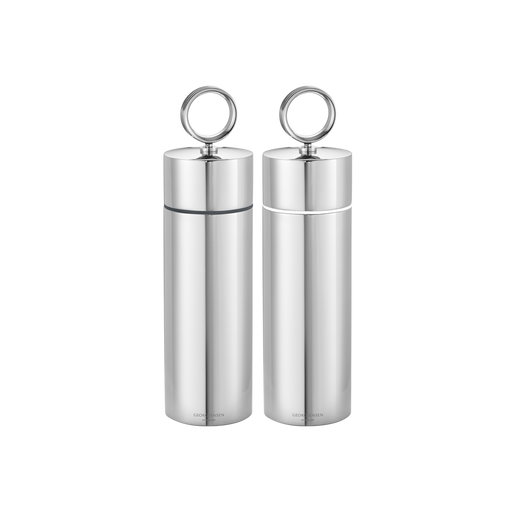 Bernadotte Salt and Pepper Grinder Set by Georg Jensen