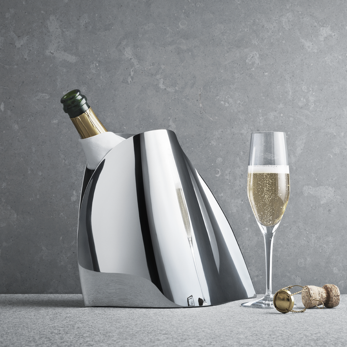 Indulgence Champagne Cooler by Georg Jensen