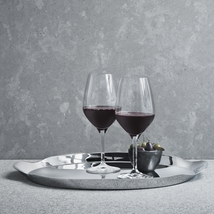 Wine & Bar Tray by Georg Jensen