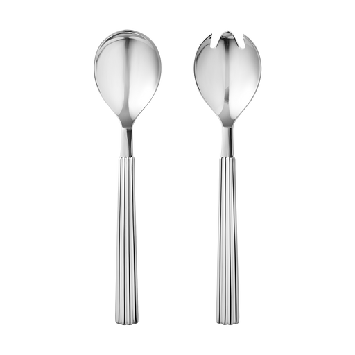 Bernadotte Salad Serving Set by Georg Jensen