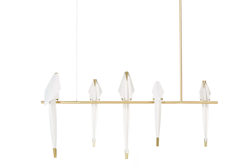 Perch Light Branch Pendant by Moooi