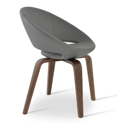 Crescent Plywood Chair by Soho Concept