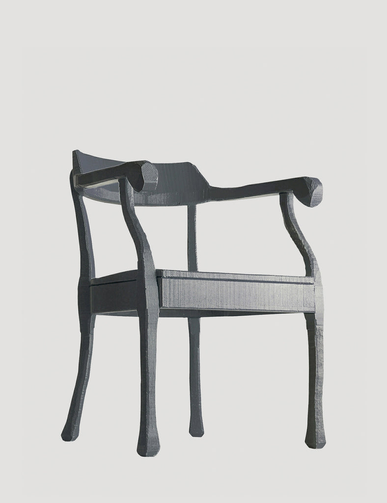 Raw Lounge Chair by Muuto