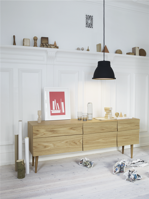 hot sale online a3ccd 35ae4 Reflect Sideboard by Muuto