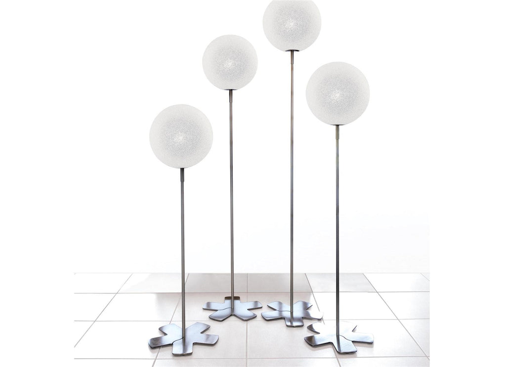 Lumen Center Iceglobe 09/10/11/12 Floor Lamp