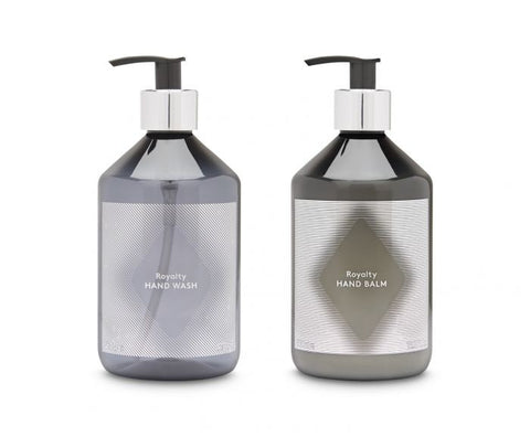 Eclectic Royalty Duo Gift Set Hand Wash & Hand Balm by Tom Dixon