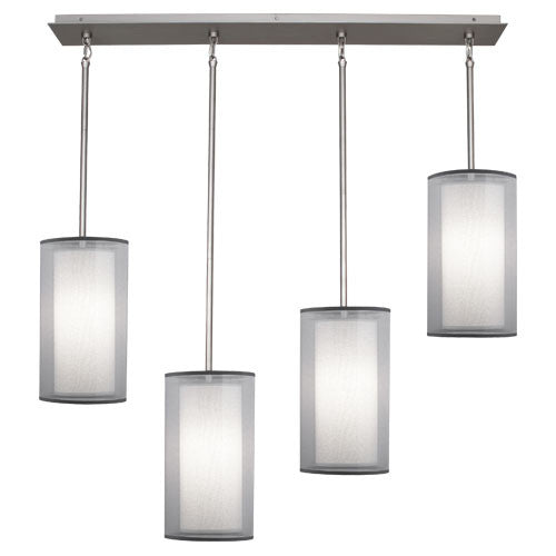 Saturnia Linear Chandelier by Robert Abbey