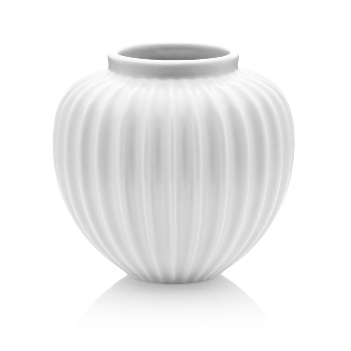 Schollert Collection Ribbed Vase by Lucie Kaas
