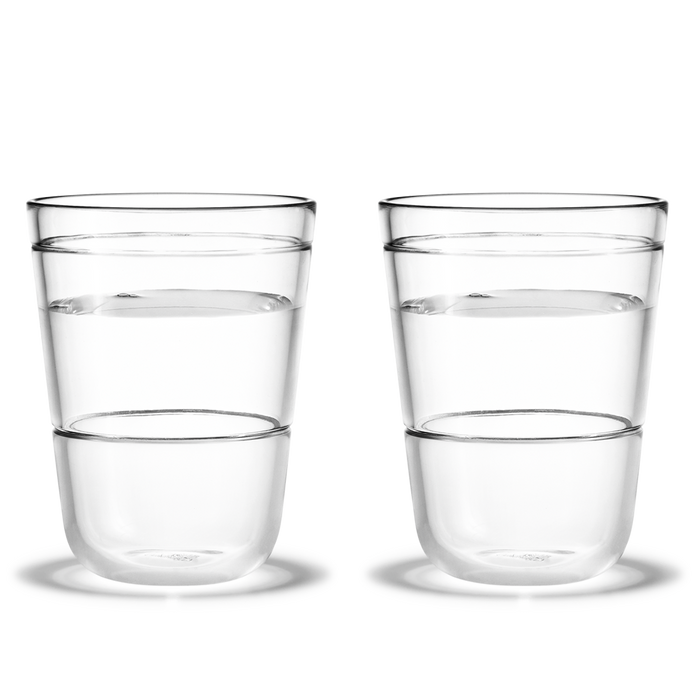 Scala Drinking Glass (Set of 2) by Holmegaard