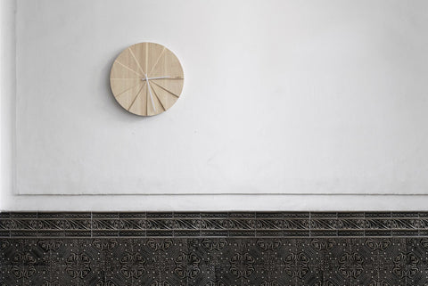 Leff Amsterdam Scope Wall Clock