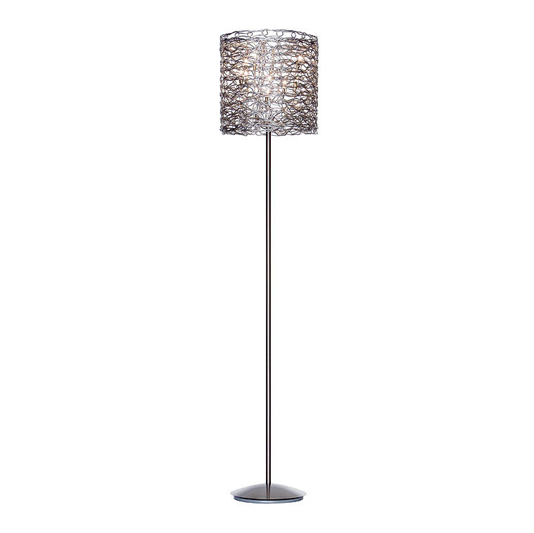 Harco Loor Shade Floor Lamp