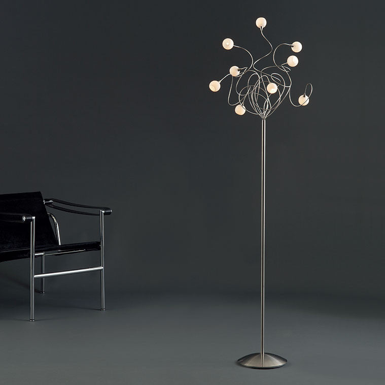 Harco Loor Snowball/Colorball Floor Lamp