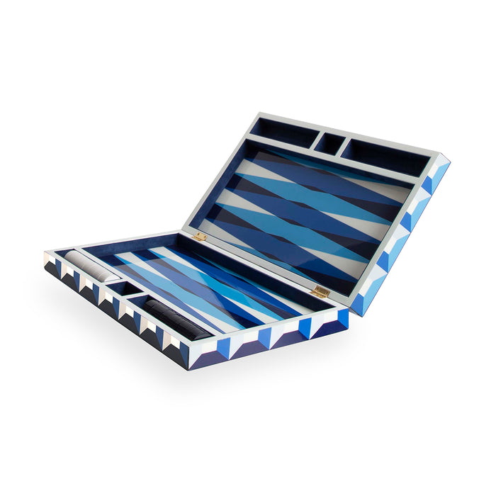 Sorrento Backgammon Set by Jonathan Adler
