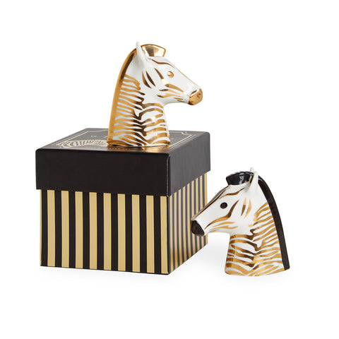 Animalia Salt & Pepper Shakers by Jonathan Adler