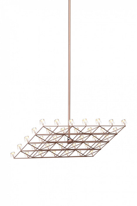 Space-Frame Suspension Light by Moooi
