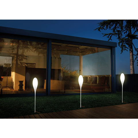 Kundalini Spillo Outdoor Floor Lamp