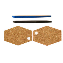 Cork Trivet 2 Piece Set by OYOY