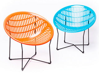 "Solair ""Motel"" Outdoor Chair by IEL Lachance (Made in Quebec, Canada) LOCAL PICKUP ONLY"