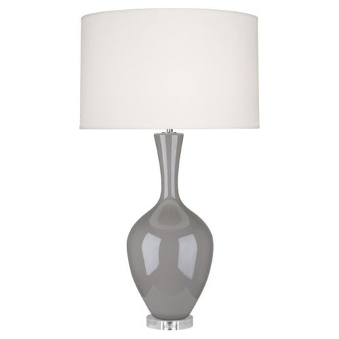 Audrey Table Lamp by Robert Abbey