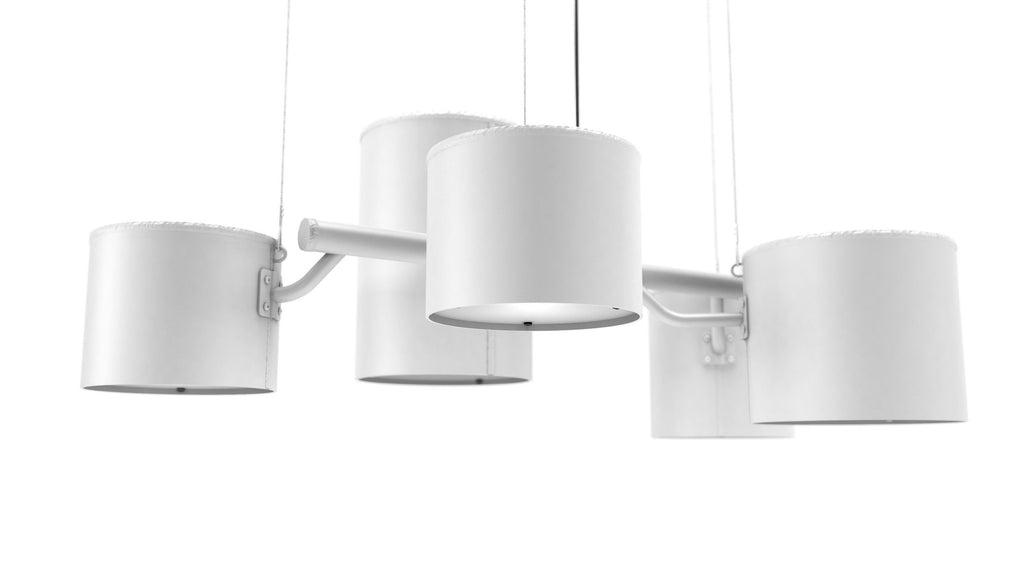 Statistocrat Suspended Lamp by Moooi