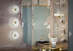 Stone Pendant by Tom Dixon