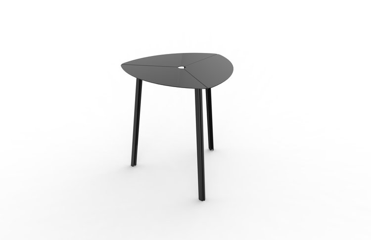 Third Bistro Table by SHIFT