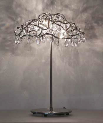 Harco Loor Tiara Table Lamp