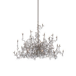 Harco Loor Tiara Diamond Chandelier
