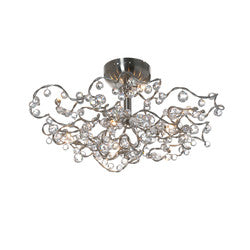 Harco Loor Tiara Diamond Ceiling Light