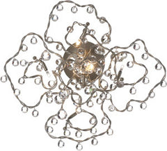 Harco Loor Tiara Diamond Wall Lamp