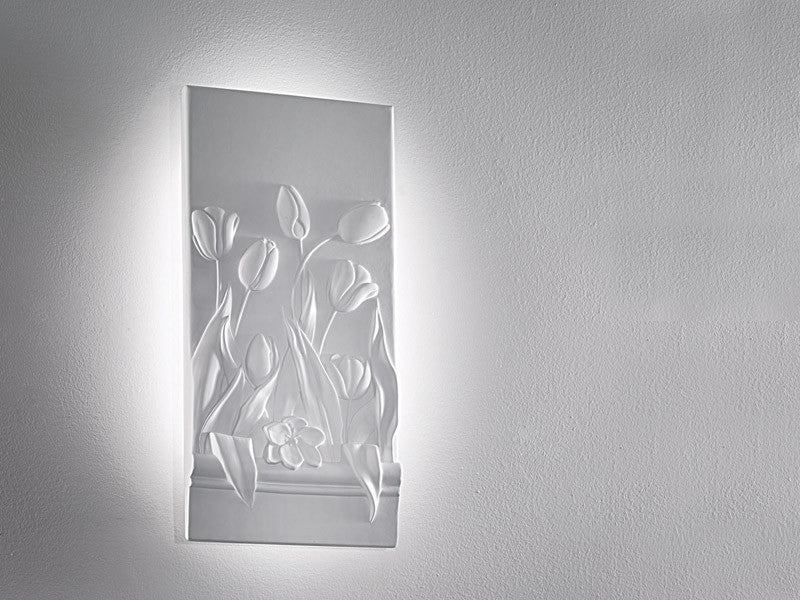 Tulipano Wall Sconce by Icone