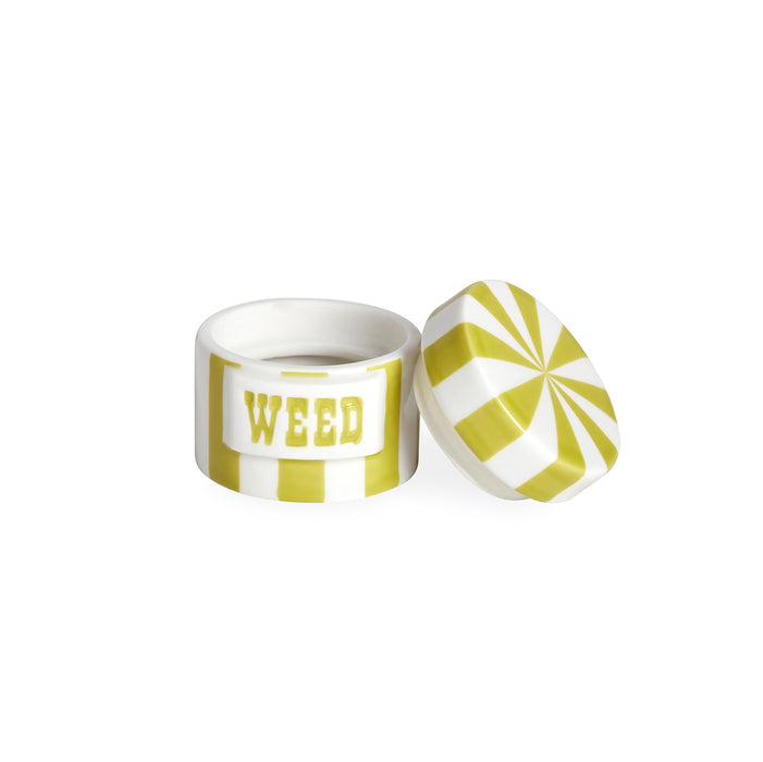 Weed Canister by Jonathan Adler