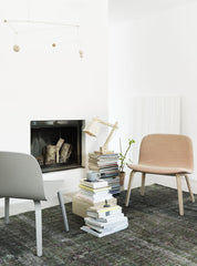 Visu Lounge Chair by Muuto