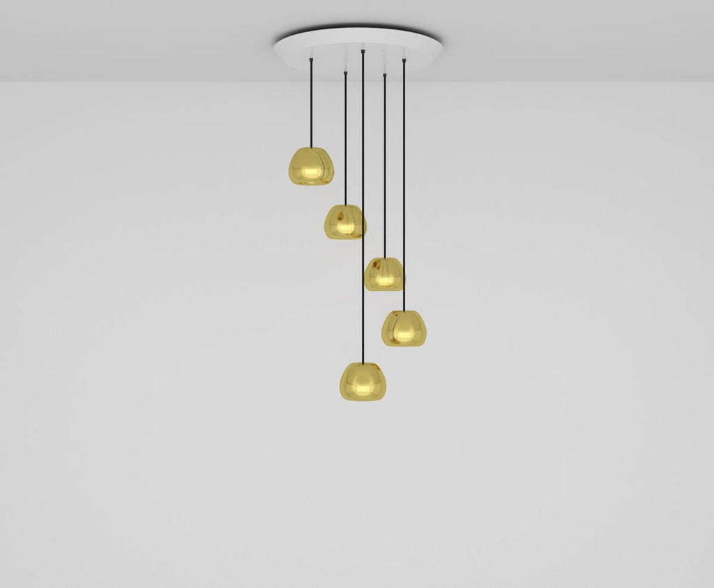Void mini round pendant system by tom dixon the modern shop void mini round pendant system by tom dixon aloadofball Image collections